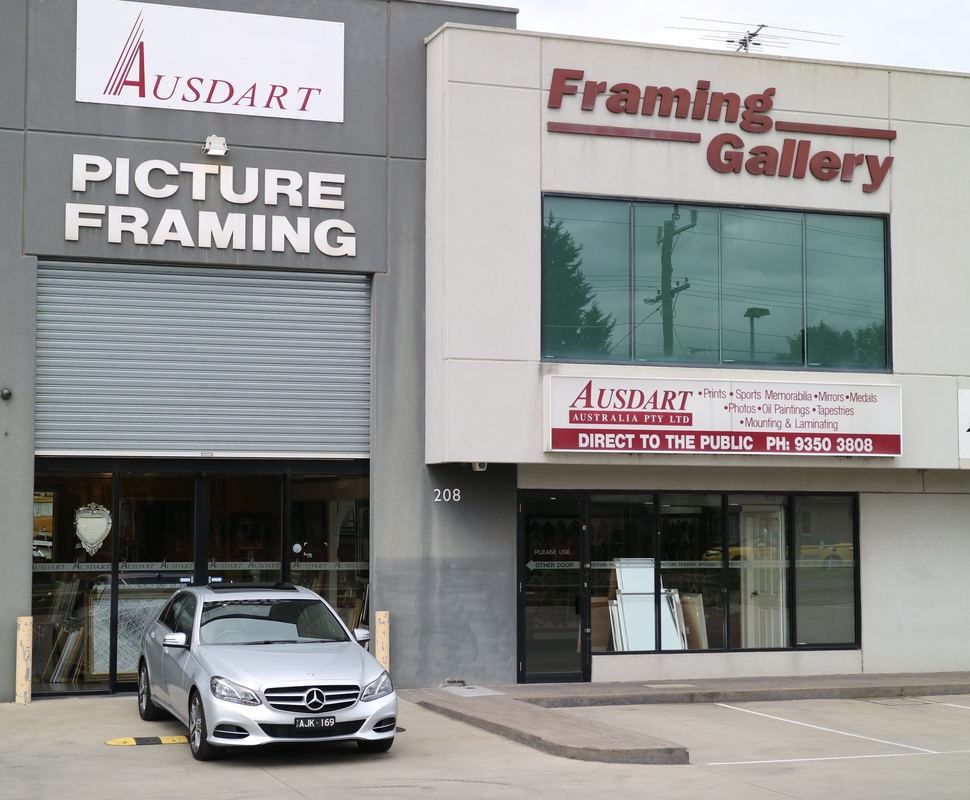 Home Ausdart Picture Framing